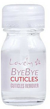 Émollient cuticules - Lovely Bye Bye Cuticles