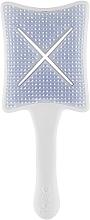 Parfums et Produits cosmétiques Brosse démêlante - Ikoo Paddle X Pops Platinum White