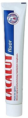 Dentifrice, Fluor - Lacalut  — Photo N2