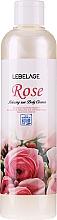 Parfums et Produits cosmétiques Gel douche relaxant à l'extrait de rose - Lebelage Relaxing Rose Body Cleanser