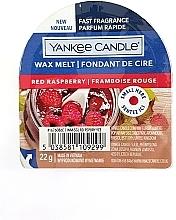 Parfums et Produits cosmétiques Cire parfumée pour lampe aromatique - Yankee Candle Red Raspberry Wax Melt