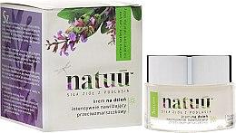 Parfums et Produits cosmétiques Crème de jour à l'extrait de feuilles de sauge et acide hyaluronique - Natuu Smooth & Lift Day Face Cream