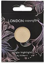 Parfums et Produits cosmétiques Enlumineur - London Copyright Magnetic Face Powder Highlight