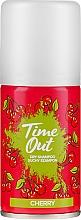 Parfums et Produits cosmétiques Shampooing sec, Cerise - Time Out Dry Shampoo Cherry