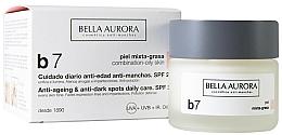 Parfums et Produits cosmétiques Traitement anti-taches pour visage - Bella Aurora B7 Combination/Oily Skin Daily Anti-Dark Spot Care