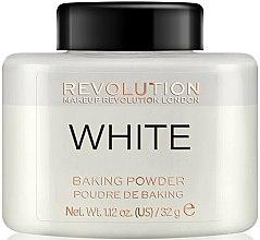 Parfums et Produits cosmétiques Poudre libre pour le visage - Makeup Revolution Baking Powder