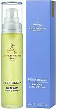 Parfums et Produits cosmétiques Brume apaisante pour améliorer le sommeil - Aromatherapy Associates Deep Relax Sleep Mist