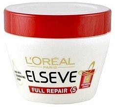 Parfums et Produits cosmétiques Masque pour cheveux - L'Oreal Paris Elseve Full Repair 5 Mask