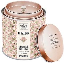 Parfums et Produits cosmétiques Scottish Fine Soaps La Paloma - Poudre de bain parfumée