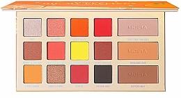 Parfums et Produits cosmétiques Palette de fards à paupières - Moira Oh, My Peelings Palette Pressed Pigments Palette