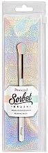 Parfums et Produits cosmétiques Pinceau fard à paupières, blanc-rose-bleu 4229 - Donegal Sorbet Brush