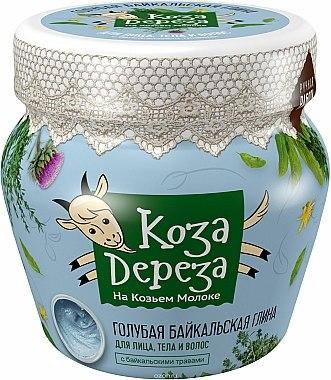 Argile bleue du Baïkal pour visage, corps et cheveux - Fitokosmetik Koza Dereza