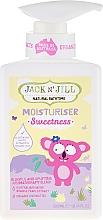 Parfums et Produits cosmétiques Lotion à l'huile de noix de coco pour corps - Jack N' Jill Sweetness Moisturiser