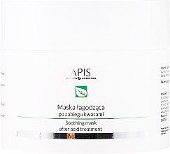 Parfums et Produits cosmétiques Masque après peeling chimique pour visage - APIS Professional Exfoliation Soothing Mask After Acid Treatment