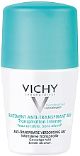 Parfums et Produits cosmétiques Déodorant roll-on anti-transpirant - Vichy Deo Intense Transpiration Roller 48H