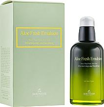 Parfums et Produits cosmétiques Émulsion à l'extrait d'aloe vera pour visage - The Skin House Aloe Fresh Emulsion