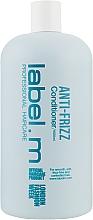 Parfums et Produits cosmétiques Après-shampooing lissant - Label.m Anti-Frizz Conditioner