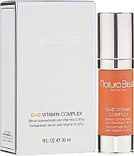 Parfums et Produits cosmétiques Sérum concentré à la vitamine C pour le visage - Natura Bisse C+C Vitamin Complex