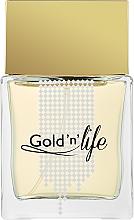 Parfums et Produits cosmétiques Vittorio Bellucci Gold'n'Life - Eau de Parfum