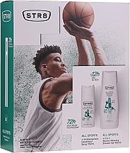 STR8 All Sport - Set (déodorant spray/150ml + gel douche/400ml) — Photo N1