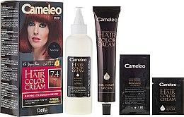 Parfums et Produits cosmétiques Coloration permanente aux huiles végétales - Delia Cameleo Omega +