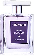 Parfums et Produits cosmétiques Allvernum Pepper & Lavender - Eau de Parfum