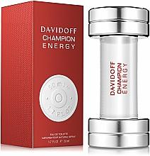 Davidoff Champion Energy - Eau de Toilette — Photo N2