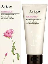 Parfums et Produits cosmétiques Masque à l'huile de macadamia pour visage - Jurlique Rose Moisture Plus Moisturising Cream Mask