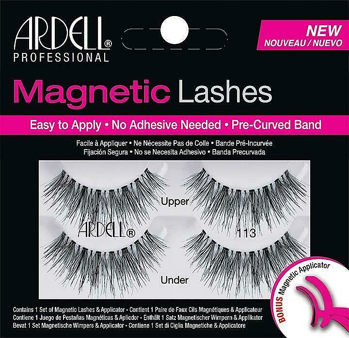 Faux cils - Ardell Magnetic Strip Lashes 113