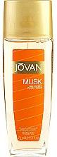Parfums et Produits cosmétiques Musk Jovan - Spray parfumé pour corps