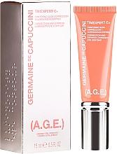 Parfums et Produits cosmétiques Crème correctrice et éclaircissante pour le contour des yeux - Germaine de Capuccini Timexpert C+(A.G.E.) Eye Contour Correction and Luninocitty Express