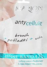 Parfums et Produits cosmétiques Traitement anti-cellulite en bandage froid - Marion Anti-Cellulite Cool Bandages
