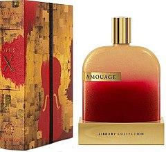 Parfums et Produits cosmétiques Amouage The Library Collection Opus X - Eau de Parfum