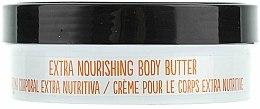 Crème à l'extrait d'amande et pistache pour corps - Naturalium Body Butter Almond And Pistachio — Photo N2