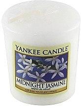 Parfums et Produits cosmétiques Bougie parfumée votive Jasmin de minuit - Yankee Candle Midnight Jasmine
