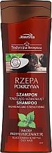 Parfums et Produits cosmétiques Shampooing au navet et ortie pour cheveux gras - Joanna Balancing And Strengthening Shampoo