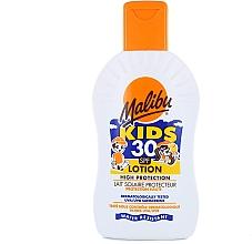 Parfums et Produits cosmétiques Lait solaire protecteur pour enfant SPF 30 - Malibu Sun Kids Lotion SPF30