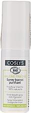 Parfums et Produits cosmétiques Spray buccal haleine fraîche - Coslys Fresh Breath Spray Organic Mint