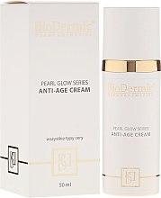 Parfums et Produits cosmétiques Crème à l'extrait de perles et réglisse pour visage - BioDermic Pearl Glow Anti-Age Cream