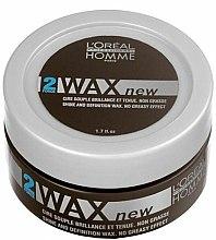 Parfums et Produits cosmétiques Cire brillante et fixante pour cheveux - L'Oreal Professionnel Wax