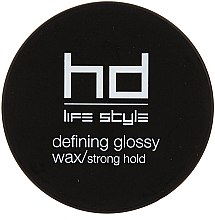 Parfums et Produits cosmétiques Cire coiffante fixation forte - Farmavita HD Defining Glossy Wax/Strong Hold