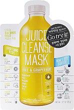 Parfums et Produits cosmétiques Masque au chou frisé et pamplemousse pour visage - Ariul Juice Cleanse Mask Kale & Grapefruit
