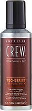 Parfums et Produits cosmétiques Mousse texturisante pour cheveux - American Crew American Crew Techseries Texture Foam To Men