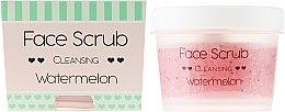 Parfums et Produits cosmétiques Gommage pour visage et lèvres Pastèque - Nacomi Moisturizing Face&Lip Scrub Watermelon