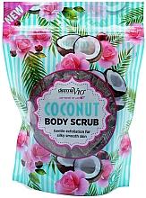 Parfums et Produits cosmétiques Gommage à l'extrait de noix de coco pour corps - Derma V10 Exfoliating Coconut Body Scrub