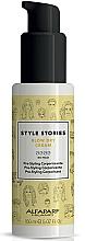 Parfums et Produits cosmétiques Crème lissante à l'acide lactique pour cheveux - Alfaparf Milano Style Stories Blow Dry Cream