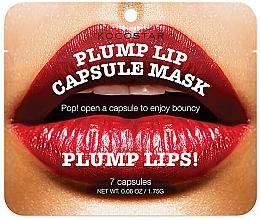 Parfums et Produits cosmétiques Masque en capsules pour lèvres - Kocostar Plump Lip Capsule Mask Pouch
