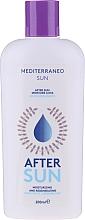 Parfums et Produits cosmétiques Lotion après-soleil régénérante et apaisante à l'extrait de calendula pour corps - Mediterraneo Sun Moisturising Aftersun