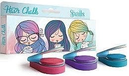 Parfums et Produits cosmétiques Craies de couleur pour cheveux - Snails Mini Bebe