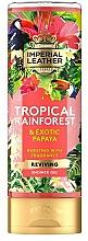 Parfums et Produits cosmétiques Gel douche Papaya exotique - PZ Cussons Imperial Leather Tropical Rainforest Shower Gel